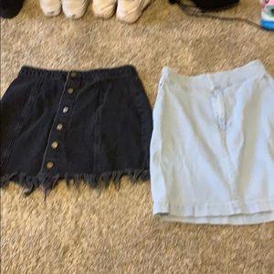 Women's skirt (forever 21) fit like mediums